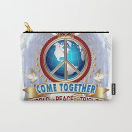 Urban Peace Circle Line Carry-All Pouch