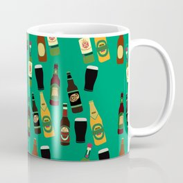Funny Alcohol Botles Coffee Mug