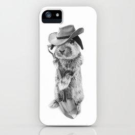 JOHNNY CARRO iPhone Case
