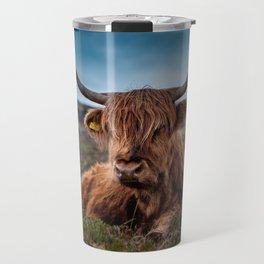 Beef Nature Travel Mug