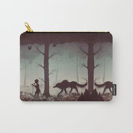 Wolf Parade Carry-All Pouch