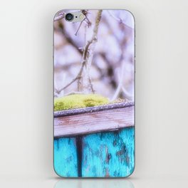 A Little Moss iPhone Skin