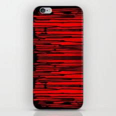 Partial Abstract V1 iPhone & iPod Skin