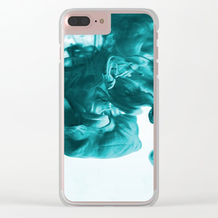 Cayan Ink Clear iPhone Case