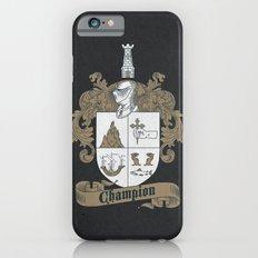 Champion Crest iPhone 6s Slim Case