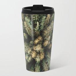 pine forest Travel Mug