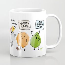 Protest of outcasts Coffee Mug