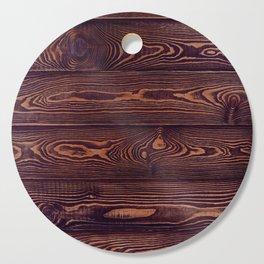 Hard Knock Western Cutting Board
