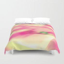 Cotton Candy Landscape Duvet Cover