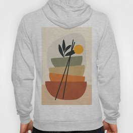 Small Stack Hoody