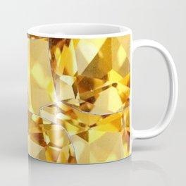 CHAMPAGNE TOPAZ GEM SEPTEMBER BIRTHSTONE ART Coffee Mug