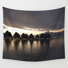 Polynesia Quiet Wall Tapestry