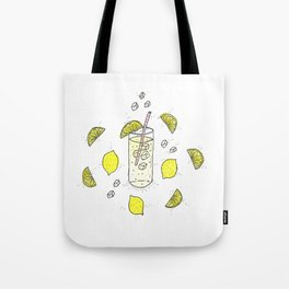 Lemon Lemon Lemon Tote Bag