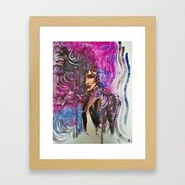Ezella Framed Art Print
