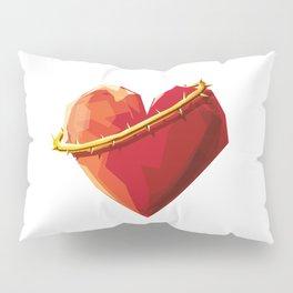 Thorny Heart Pillow Sham