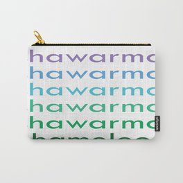 shawarma chameleon Carry-All Pouch