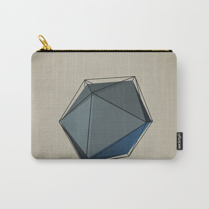 Isometric Carry-All Pouch
