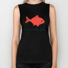 Lucky Fish Biker Tank