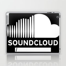 Share Your Cloud With The World Laptop & iPad Skin