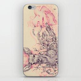 Deer Heart iPhone Skin
