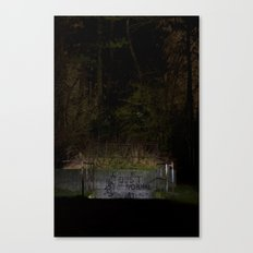 Just normal. Canvas Print