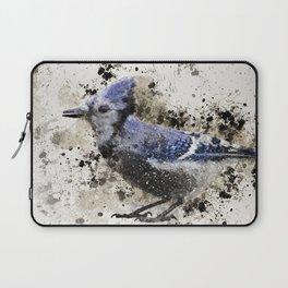 BlueJay Splatter Laptop Sleeve