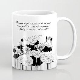 Baudelaire - Les Fleurs du Mal Coffee Mug