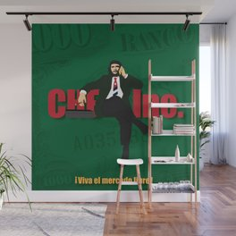 CHE Inc. Wall Mural