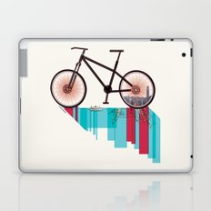 Discover Hong Kong Bicycle Laptop & iPad Skin