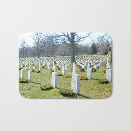Arlington national cemetery photography Bath Mat