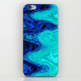 OCEAN MOOD iPhone Skin