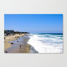 Imperial Beach View Canvas Print