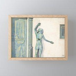 Sinai Framed Mini Art Print