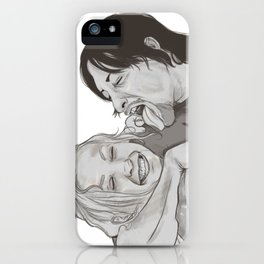 Bethyl iPhone Case
