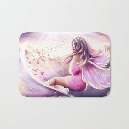 Angel Bath Mat