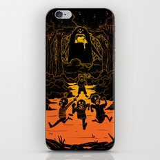 Ruuuun!! iPhone & iPod Skin