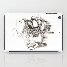 Anatomy: Study 1 Salivating Zombie iPad Case