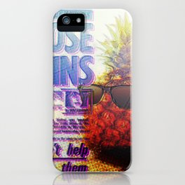 Gotta Love Those Dolphins! iPhone Case