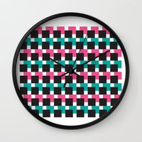 jack Wall Clocks featuring JACK by kemiemo