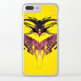 crown of a queen Clear iPhone Case