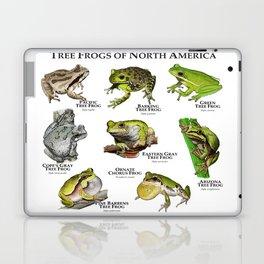Tree Frogs of North America Laptop & iPad Skin