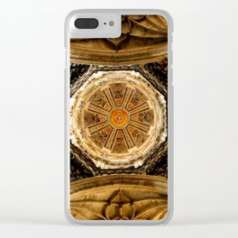Salamanca's Cathedral Dome Clear iPhone Case