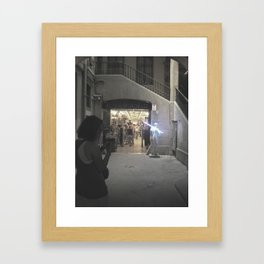 beercelona Framed Art Print