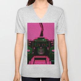 Cyberpunk Unisex V-Neck