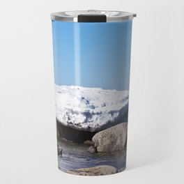 Perched on the Boulders Travel Mug