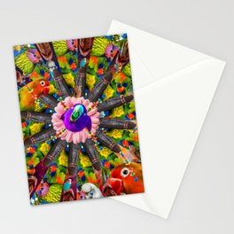 PARROTDICK Stationery Cards