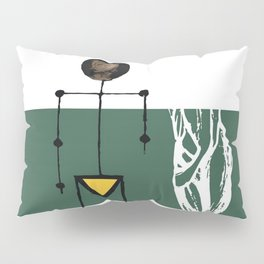 Body and Soul Pillow Sham