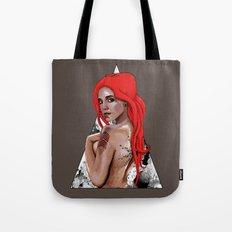 Kraken Girl Tote Bag