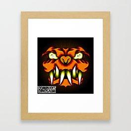 LavaDog Framed Art Print