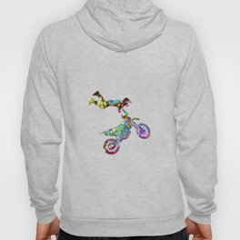 Motocross Dirt Bike Hoody